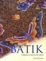 Batik : Fabled Cloth of Java - Inger McCabe Elliot