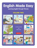 English Made Easy Volume 2 : Learning English through Pictures - Jonathan Crichton