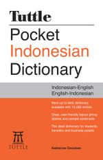Tuttle Pocket Indonesian Dictionary : Indonesian-English English-Indonesian - Katherine Davidsen