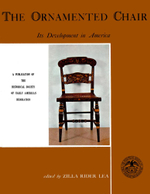 The Ornamented Chair : Its Developent in America (1700-1890)