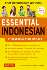 Essential Indonesian : Speak Indonesian with Confidence! (Indonesian Phrasebook) - Iskandar Nugraha