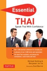 Essential Thai : Speak Thai With Confidence - Michael Golding