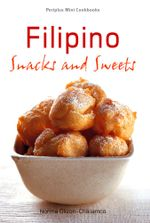 Periplus Mini Cookbooks : Filipino Snacks and Sweets