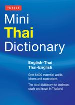 Tuttle Mini Thai Dictionary : Thai-English / English-Thai