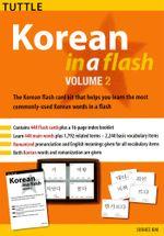 Korean in a Flash Volume 2 - Soohee Kim