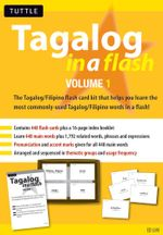 Tagalog in a Flash Volume 1 - Edwin Lim