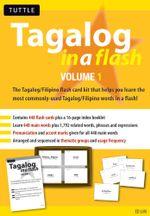 Tagalog in a Flash Volume 1 - Edwin Lim