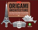 Origami Architecture : Create Lifelike Scale Paper Models of Three Iconic Buildings [Downloadable Folding Paper] - (Artist) Yee