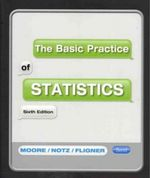 Basic Practice Statistics and CDR : 6th Edition - David Moore