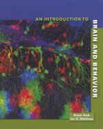 An Introduction to Brain and Behavior [With CDROM] : International Edition - Bryan Kolb