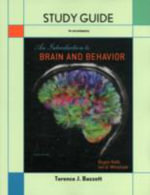 Study Guide for Introduction to Brain and Behavior : Ebook Access Card - Bryan Kolb