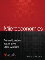 Microeconomics : International Edition - Austan Goolsbee