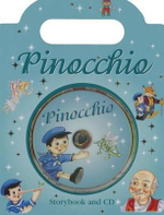 Pinocchio : Storybook and CD - The Book Company Editorial