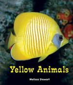 Yellow Animals - Melissa Stewart