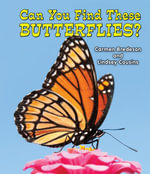 Can You Find These Butterflies? - Carmen Bredeson