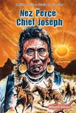 Nez Perce Chief Joseph - William R. Sanford