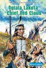 Oglala Lakota Chief Red Cloud - William R. Sanford