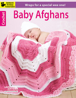 Baby Afghans - Leisure Arts