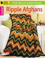 Ripple Afghans - Leisure Arts