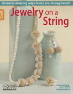 Jewelry on a String - Leisure Arts