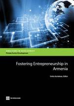 Fostering Entrepreneurship in Armenia