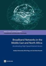 Broadband Networks in the Middle East and North Africa : Accelerating High-Speed Internet Access - Natalija Gelvanovska