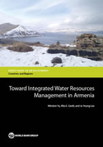 Toward Integrated Water Resources Management in Armenia - Winston Yu