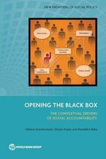 Opening the Black Box : The Contextual Drivers of Social Accountability - Helene Grandvoinnet