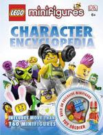 Lego Minifigures : Character Encyclopedia - Daniel Lipkowitz