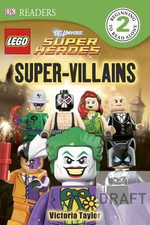 Super-Villains : DK Readers: Level 2 - Victoria Taylor