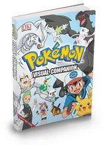 Pokemon Visual Companion - Simcha Whitehill