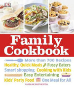 Family Cookbook - Caroline Bretherton
