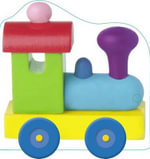 Wheelie Baby : Train and Friends
