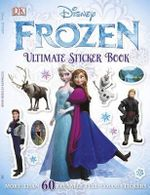 Ultimate Sticker Book : Frozen : Ultimate Sticker Books - Dorling Kindersley