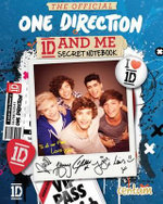 One Direction and Me Secret Notebook - Dorling Kindersley