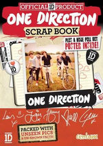 One Direction Scrap Book - Dorling Kindersley