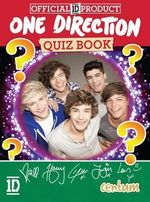 One Direction Quiz Book - Dorling Kindersley