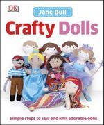 Crafty Dolls - Jane Bull