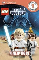 DK Readers L1 : Lego Star Wars a New Hope - Emma Grange