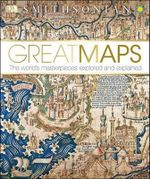 Great Maps - Lecturer in English Royal Holloway Jerry Brotton