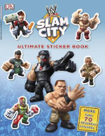 Ultimate Sticker Book : WWE Slam City : Ultimate Sticker Books - Brady Games