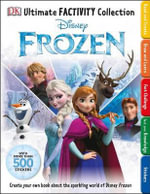 Ultimate Factivity Collection : Disney Frozen - DK Publishing