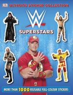 Ultimate Sticker Collection : WWE Superstars - BradyGames BradyGames