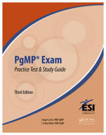 PgMPexam Practice Test and Study Guide - Ginger Levin