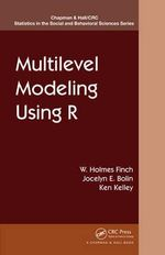 Multilevel Modeling Using R - W. Holmes Finch