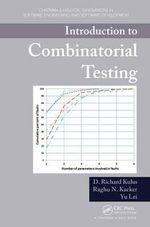 Introduction to Combinatorial Testing : Roy Bhaskar's Meta-philosophical Journey of Dualis... - David Richard Kuhn