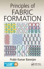 Principles of Fabric Formation - Prabir Kumar Banerjee