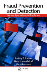 Fraud Prevention and Detection : Warning Signs and the Red Flag System - Rodney T. Stamler