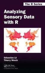 Analyzing Sensory Data with R - Sebastien Le