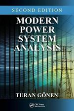 Modern Power System Analysis - Turan Gonen